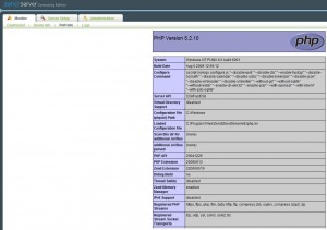 Zend Server Monitor Php Info