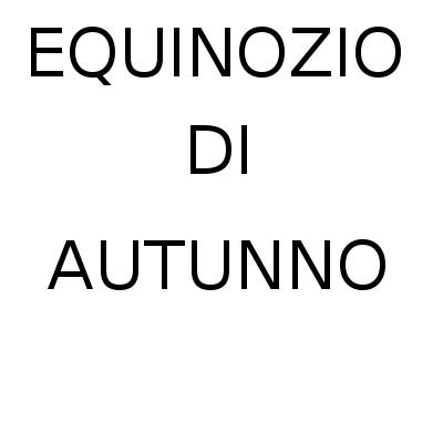 equinozio di autunno