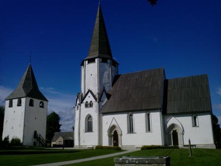 Gotland: chiesa
