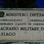 sacrario militare di Asiago