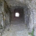 strada delle 52 gallerie del Pasubio