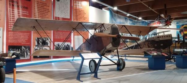 museo dell'aeronatica Gianni Caproni